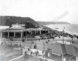 Peasholm Gap, North Bay, Scarborough